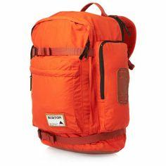 Burton Backpacks - Burton Canyon Laptop Backpack - Red Clay