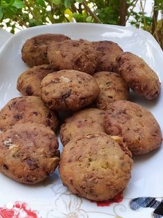 Greek Recipes, Baked Potato, Muffin, Food And Drink, Appetizers, Potatoes, Bread, Meals, Vegetables
