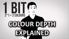 VIDEO Quick and Dirty Explanation of Color Depth: What It is and Why You Should Care