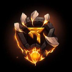 Fantasy Emblem Collection on Behance