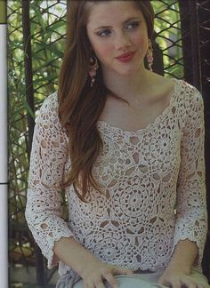 Free crochet pattern, with diagram and lay put to make shirt. Wonder if I could…