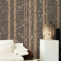 Papel de parede adesivo abstract - StickDecor | Decoração Criativa