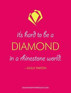 It's hard to be a Diamond in a Rhinestone World so Like Rhianna said Shine Bright like a Diamond!  Bling Your Way with Traci Lynn Fashion Jewelry! People love our Style!