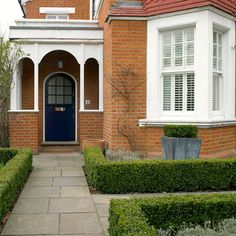 Exterior   Edwardian home in London   House tour   PHOTO GALLERY   25 Beautiful Homes   Housetohome.co.uk