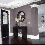 """LOVE this paint color! Sherwin Williams """"Pavil 