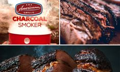 Getting ready for Labor Day? Americana Grills is ready! 🥩🔥🥩🔥🥩🔥 #americanagrills #grillingseason 🥩🔥🥩🔥🥩🔥 Labor Day, Charcoal Smoker, Cracked Black Pepper, Smoked Brisket, Grills, Beef, Stuffed Peppers, Cooking, Food