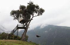 Balanço do Fim do Mundo - Equador