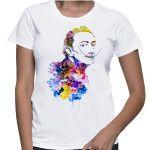 Salvador Dali, Tees, People, Fashion, Moda, T Shirts, Fashion Styles, People Illustration, Fashion Illustrations