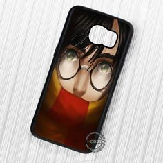 Harry Potter Drawing Painting Art - Samsung Galaxy S7 S6 S5 Note 7 Cases & Covers