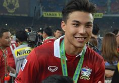 Charyl Chappuis #CC7 #7  #Thailand #Thailandnationalteam Dec 20, 2014