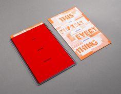 Work - Chris Burnett / Graphic Design & Typography