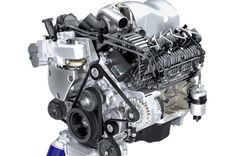 HOW DIESEL ENGINES WORK -- Discover how this invention began as an effort to create a higher efficiency gasoline engine.