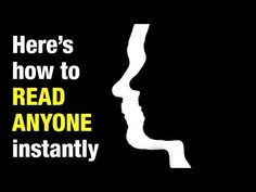 If you want to know how to read anyone instantly, use these psychological tips! When we are meeting someone for the first time, it can be hard to work out wh. Understanding People, How To Read People, Scientific Articles, Power Of Positivity, Types Of People, Love Languages, Meeting Someone, Educational Videos, Psychology Facts