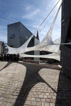 Public Art Installations from Numen / For Use Design Collective: