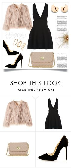 """""""love"""" by esma-373 ❤ liked on Polyvore featuring New Look, ASOS, Oris and H&M"""