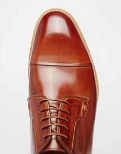 Image 4 of Paul Smith Ernest Toe Cap Derby Shoes