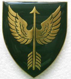 Wemmerpan Commando. Authorised 18 August 1975. Located at Regents Park.