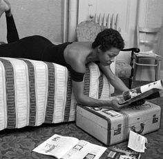 """Difficult Woman N°2. Maya Angelou (April 4, 1928 – May 28, 2014) Feminine charms: """"It's in the reach of my arms, / The span of my hips, / The stride of my step, /The curl of my lips. /I'm a woman /Phenomenally. /Phenomenal woman, / That's me."""""""