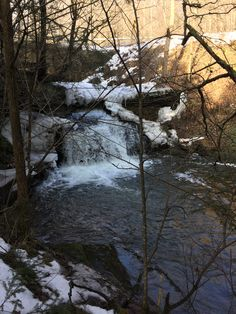 Button Falls Trail - West Edmeston, NY - Visit us at ExploreCNYTrails.com for more great local hikes. #ButtonFalls #WestEdmestonNY #Hiking #Waterfalls