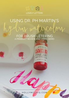 Using Dr. PH Martin'