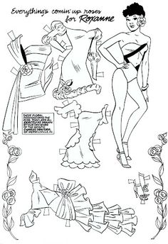 California Girls Paper Doll - cleanhouse2000@hotmail center - Picasa Web Albums