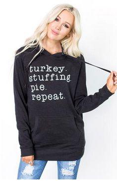 TURKEY STUFFING PIE