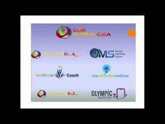 OGI ENGLISH BUSINESS PRESENTATION Marketing Tools, Internet Marketing, Olympic Idea, Business Presentation, English, App, Learning, Studying, Online Marketing