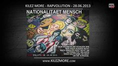 Kilez More - Nationalität Mensch (Official Album Version)