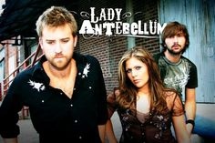 3. My Mother's favorite music artist..Lady Antebellum..#SomebodysMothers
