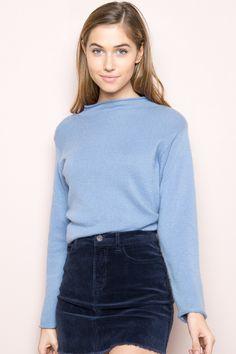 Brandy ♥ Melville    Bennett Turtleneck Sweater - Clothing