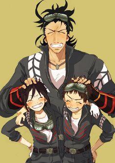日本号おじさんと大将組 「坊主!」とか呼んでかわいがってくれる