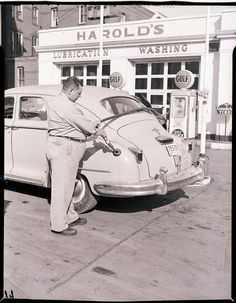 36315ced1b0cd6 Gas Station The old days !! Gas Service