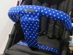Kinderwagenbezüge - Schrittgurt passend für Bugaboo - ein Designerstück von Vivis-Traumland bei DaWanda