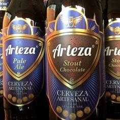 Cerveza Artesanal Mexicana  American Pale Ale   English Stout Chocolate ArtezaBrewery.com   #CraftBrew #CraftBeer