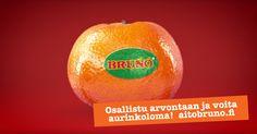 Bruñó - 30 vuotta suomalaisten piristyksenä. Osallistu Bruñón juhlavuoden arvontaan ja voita 6000 euron arvoinen matka Espanjaan! www.aitobruno.fi