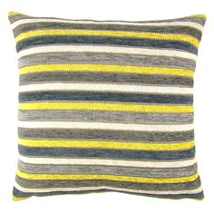 Blenheim Ochre Cushion Cover | Dunelm