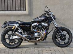 Tramp Custom Gallery | Harley Davidson | 03 Sportster | 99 XLH1200C