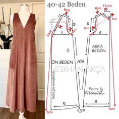 Dress Sewing Patterns, Clothing Patterns, Fashion Sewing, Diy Fashion, Blouse Styles, Blouse Designs, Sewing Clothes, Diy Clothes, Costura Fashion