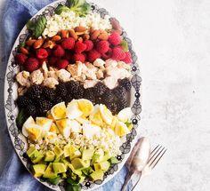 Cobbin salaatti / Cobb salad / Kotiliesi.fi / Kuva/Photo: Sampo Korhonen/Otavamedia