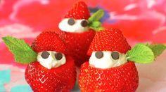 and Cream - Weelicious food, . and cream - Weelicious Strawberry Recipes, Fruit Recipes, Desert Recipes, Baby Food Recipes, Healthy Recipes, Kid Recipes, Healthy Snacks, Scone Recipes, Toddler Recipes