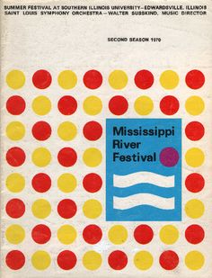 Mississippi River Festival. Summer concerts in the 60's and early 70's. Great times.