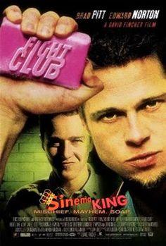 Dövüş Kulübü izle Türkçe Dublaj, Fight Club başrolü Brad Pitt olan IMDB 8.8 puanlı unutulmaz filmlerden biridir. 1999 yapımlı bu film asla eskimeyecektir