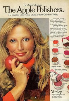 The Apple Polishers by Yardley 1972