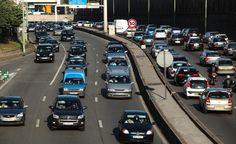 Paris : Le Périph' à 50 km/h, ça vous dit ?