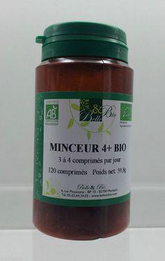 Belle et Bio Complexe minceur 4+ bio x 120 comprimés in Beauté, bien-être, relaxation | eBay