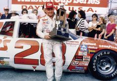 Cale Yarbrough Daytona 1984
