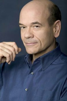 Robert Picardo: the doctor from Star Trek Voyager.