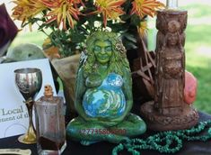 Pagan Altar, Wiccan, Magick, Witchcraft, Pagan Witch, Witches, Pagan Festivals, Old Things, Things To Come