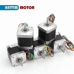 smakn 28byj 48 5v 4 phase 5 wire dc 5v gear step stepper motor 5pcs nema17 48mm cnc stepper motor