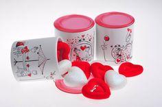 #keramika #seramik #www.keramika.com.tr #keramikashop.com.tr #www.facebook.com/pages/Keramika-Seramik/ #aşk #love #saklamakabı #kitchen #red #white